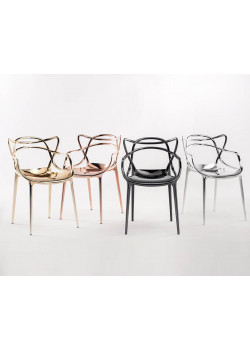 MASTERS METALLIC CHAIR